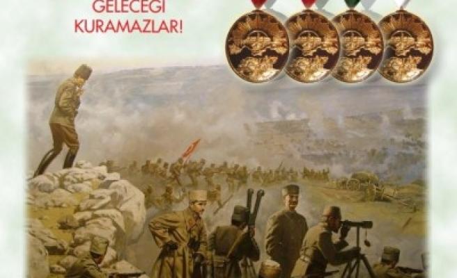 Gaziantep, İstiklal Madalyası'nı 'resmen' teslim aldı!...