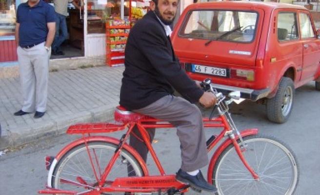 Makam Aracı Bisiklet!