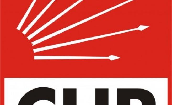 CHP'nin soruşturma öngergesi salı günü görüşülecek