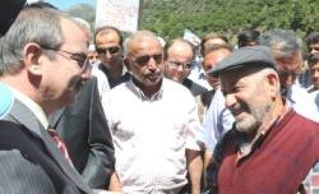 Mustafa Dededen Vali'ye 'Unutma Ha' uyarısı!..