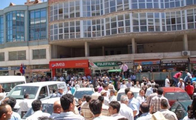 Afşin'de 'İstimlâk' gerginliği sürüyor!