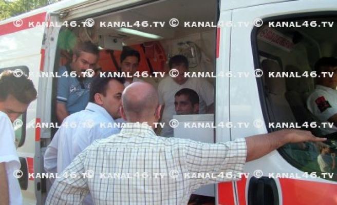 FLAŞ: İntiharcıyı polis ikna etti!