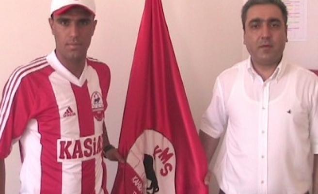 Mesut Karadağ Kahramanmaraşspor'da