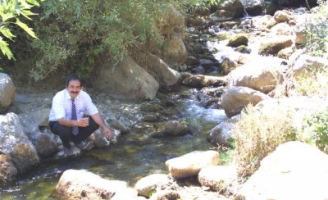 MADO'dan Tekir suyuna 20 milyon YTL'lik yatırım!