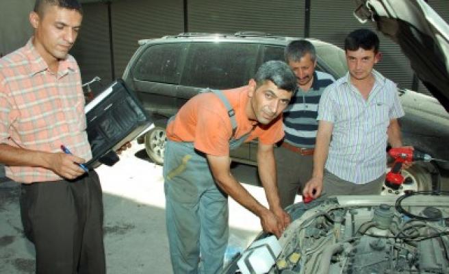 Benzinli ve LPG'li araçlarda 'bor' devri
