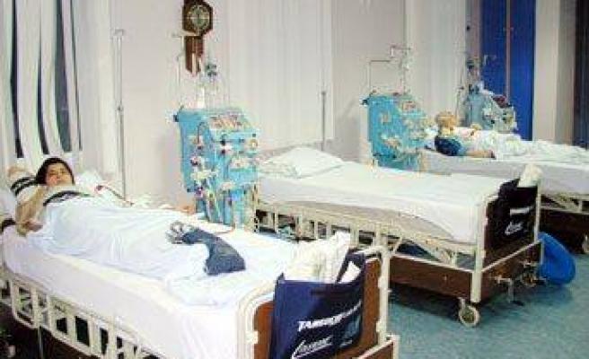 Hastanelere sezaryen neşteri