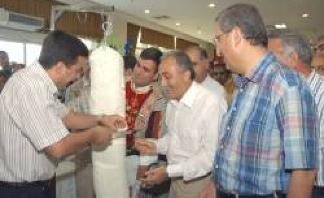Ferah'ın 32. Şubesi Ş. Urfa'da açıldı