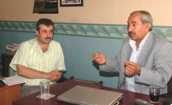 Tatlıbal'dan Kanal 46'ya ziyaret