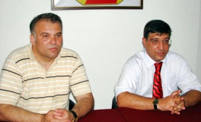 Ordu Başsavcısı Fevzi Büyüktümtürk veda etti