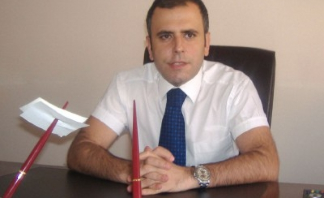 FLAŞ: Abdullah Şahin Sivrihisar Kaymakamlığa atandı!