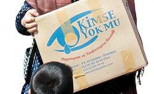 Pazarcık ve Narlı'da 350 aileye et dağıttılar