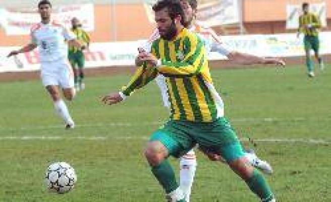 Şanlıurfaspor: 1 - Malatya Belediyespor: 0
