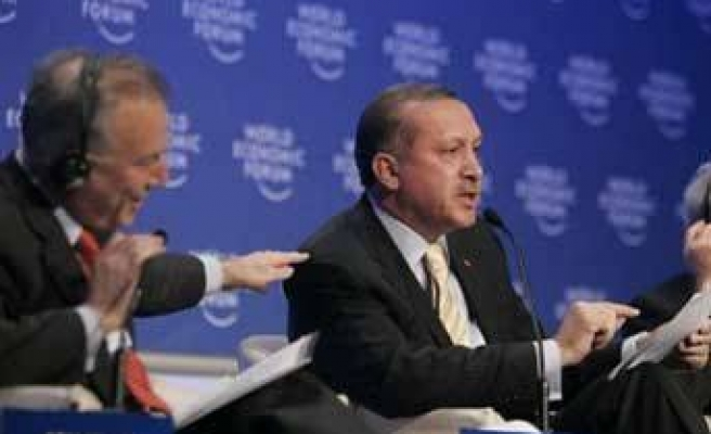 Davos'da suçlu bulundu