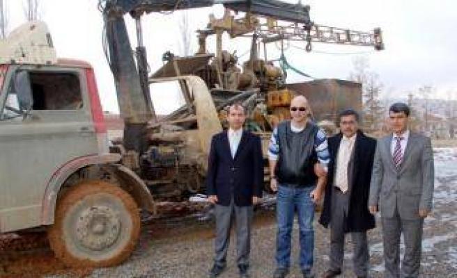 Ciner Grubu okul inşaatına başladı