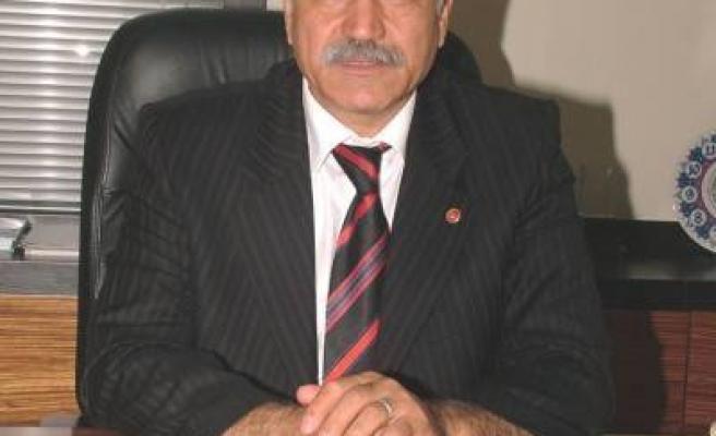 Ali Bürkek seçim bürosu açtı