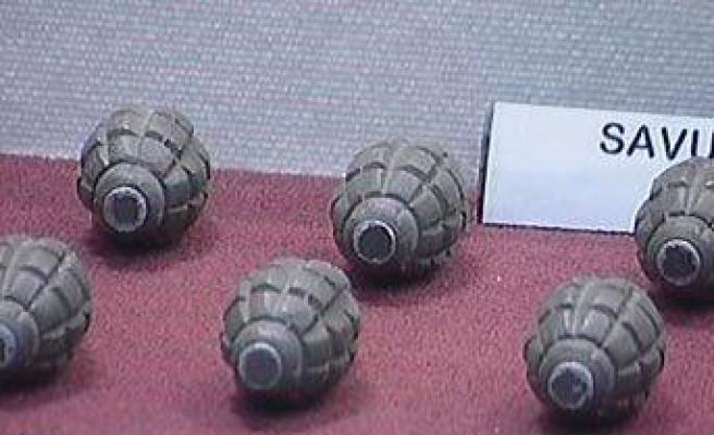 Beykoz'da çok miktarda patlayıcı bulundu