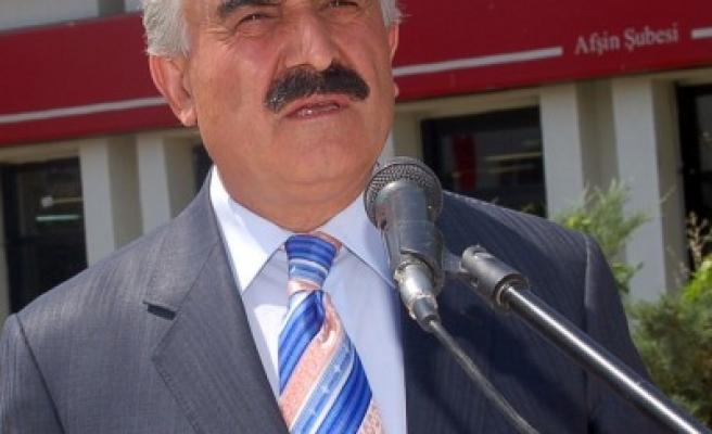 Afşin'de belediye işçilerine yüzde 33 zam!
