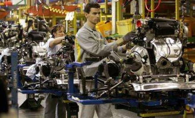 Sanayi üretimi en hızlı azalan ülkelerdeniz!