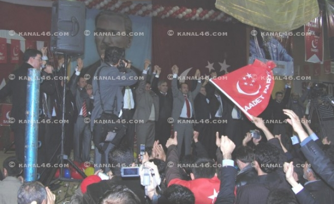 Kurtulmuş'dan AK Parti'ye 'sosyal' ateş!
