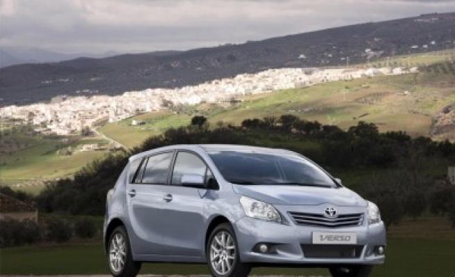 Yeni Toyota Verso: O Bir Türk!