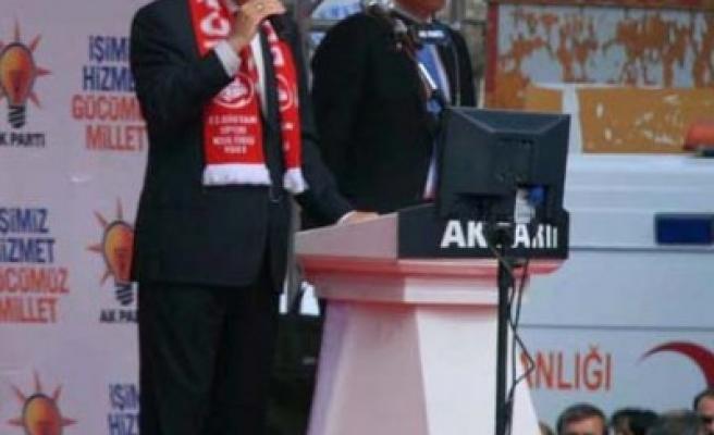 Erdoğan: Evet; bir kriz var görüyoruz