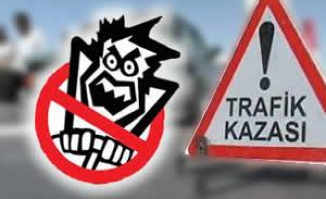 FLAŞ: Kayseri karayolunda trafik kazası!