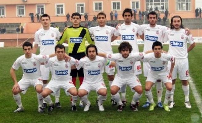 Tarsus İdmanyurdu-Kahramanmaraş: 1-1