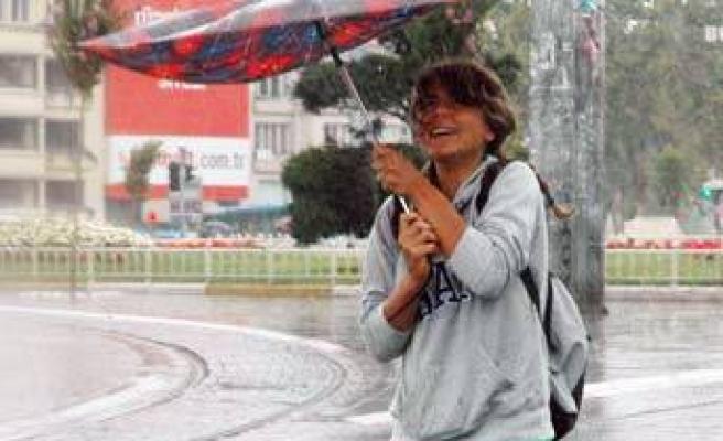 DİKKAT: Türkiye genelinde yağış var!...