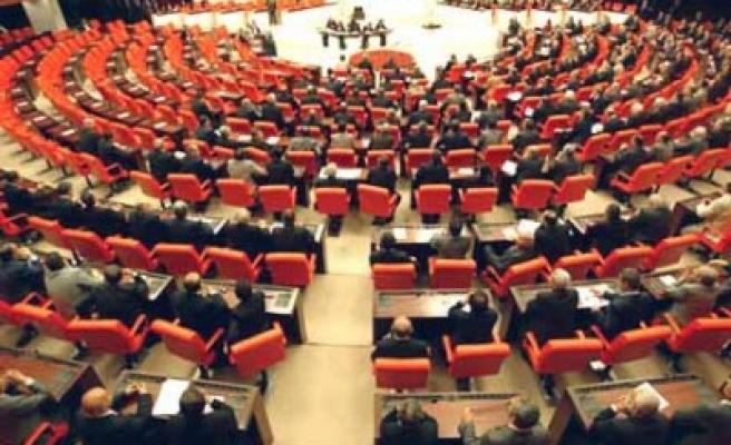 AK Parti Grubu adına Veysi Kaynak konuştu...