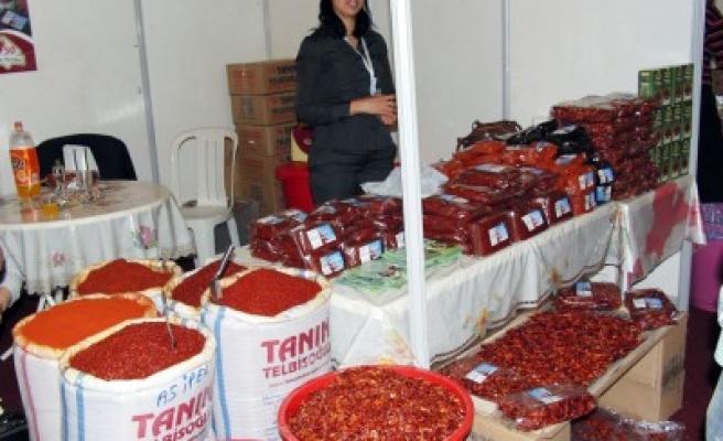 2. Doğu Akdeniz Gıda Fuarı 6-9 Mayıs arasında...