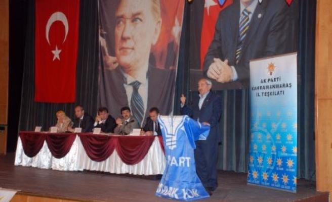 Erkoç: Ak Parti tarihi hizmetlere imza attı!