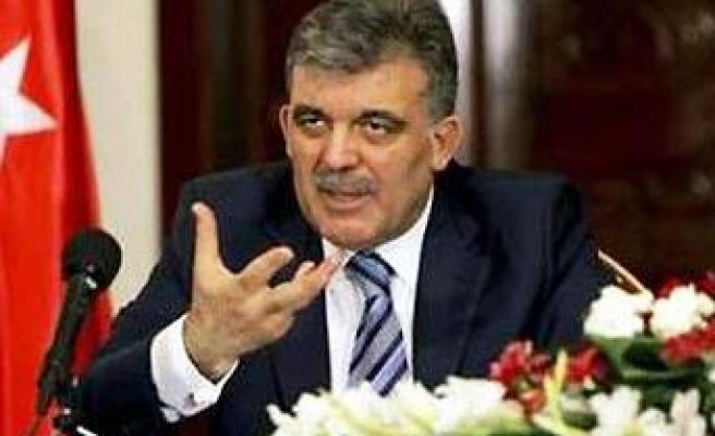 FLAŞ: Anayasa paketi Köşk'te!