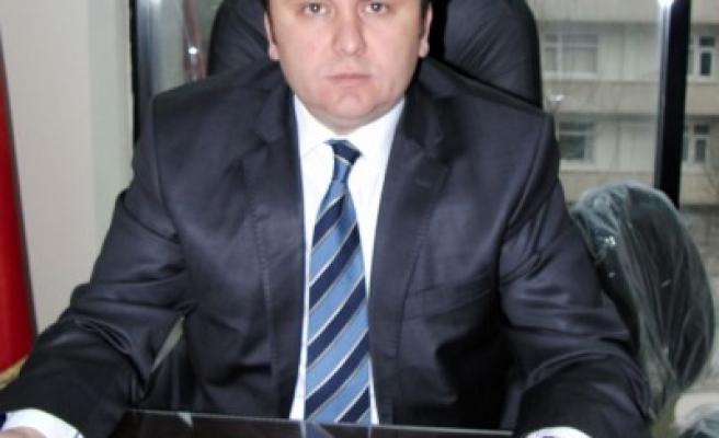 AK Parti İl Başkanı Erkoç'un Engelliler Günü mesajı