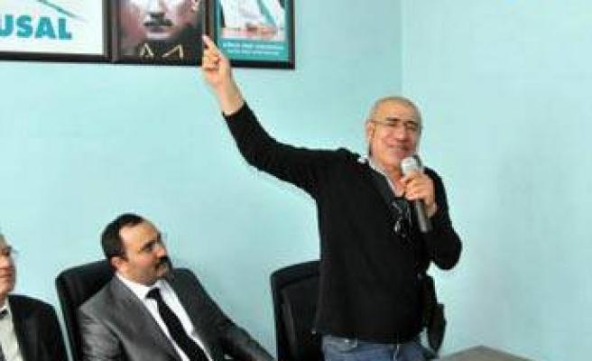 FLAŞ: İlyas Salman'dan şok sözler!