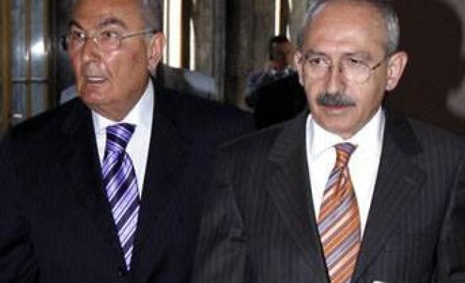 CHP'de Kılıçdaroğlu adaylığını ilan etti!