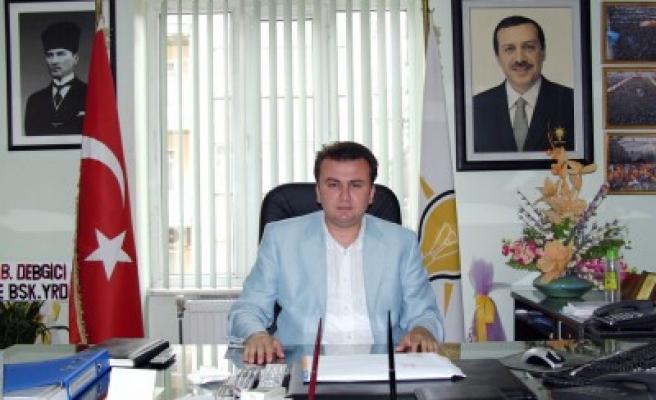 Poyraz: AK Parti teşkilatı ile aramda sorun yok!