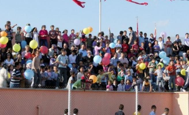GENÇLİK BAYRAMI: 19 Mayıs'ı coşkuyla kutladık'