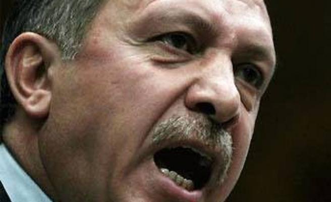 İşte Başbakan Erdoğan'ı kızdıran soru!