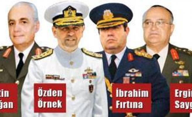 Balyoz'da 102 kişi hakkında tutuklama kararı!