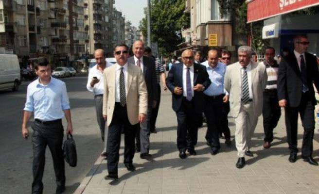 'Hayır'cı MHP'liler referandum için hızlandı'