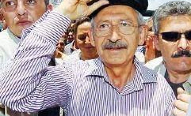 Kılıçdaroğlu: Baykal'a ihanet etmedim..