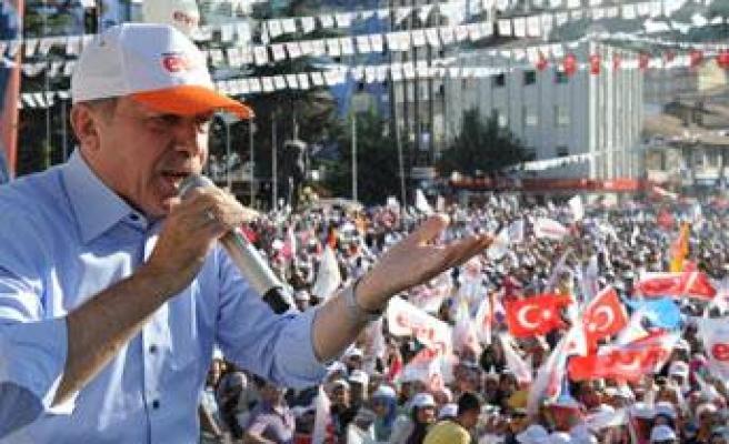Erdoğan'ı şaşırtan 'evet' -VİDEO-