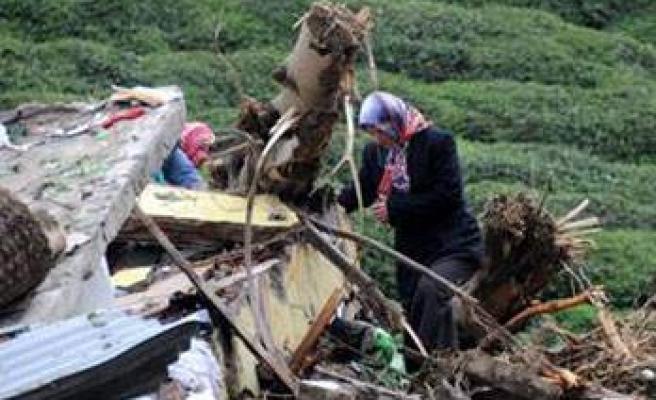 FLAŞ: Rize'de kayıp sayısı 2'ye çıktı!