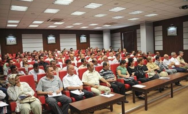 İş Yükü Analizi Bilgilendirme toplantısı yapıldı