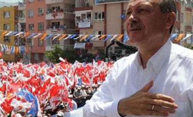 Erdoğan: Diyarbakır Cezaevi'ni yıkacağız!