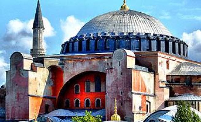 Ortodokslardan Ayasofya'da ayin isteği!