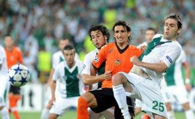 Devler ligi Bursaspor'a ağır geldi!