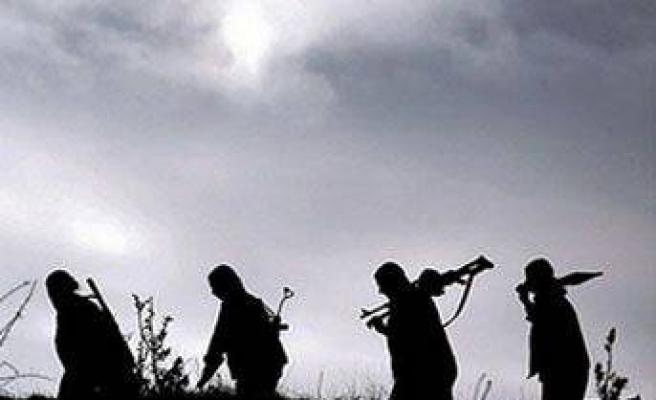 Kahramanmaraş'ta 1 terörist teslim oldu!...