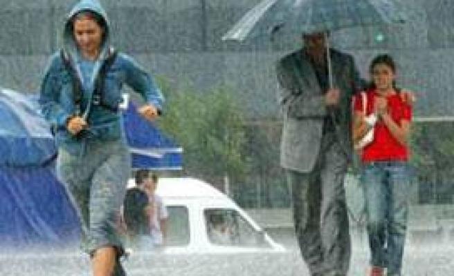 Yağışlı ve soğuk hava sürecek!