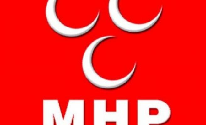 MHP genel seçim startını verdi!....